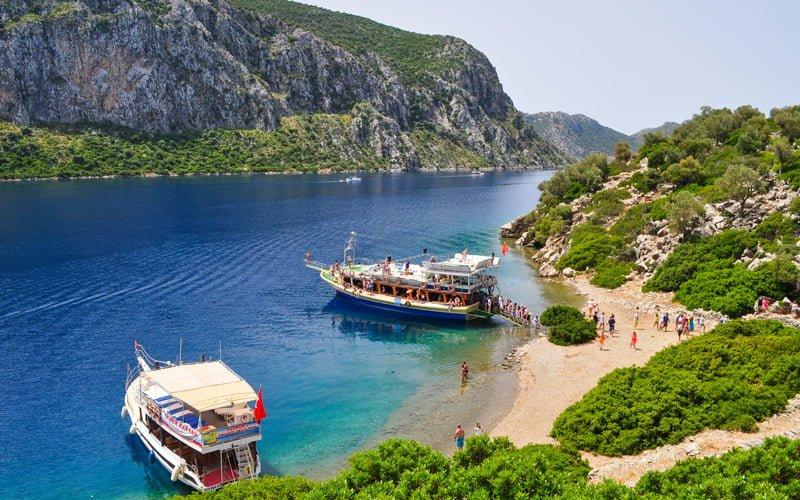 Selimiye-Tekne-Turlari