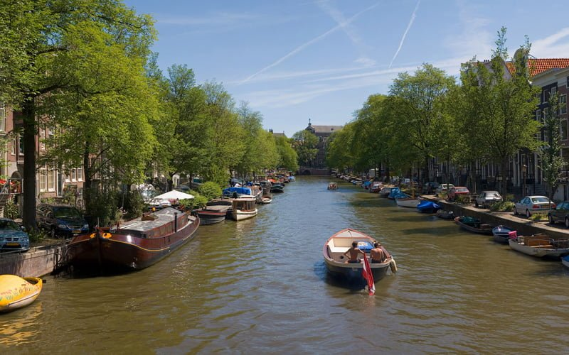 Amsterdam-Kanallar