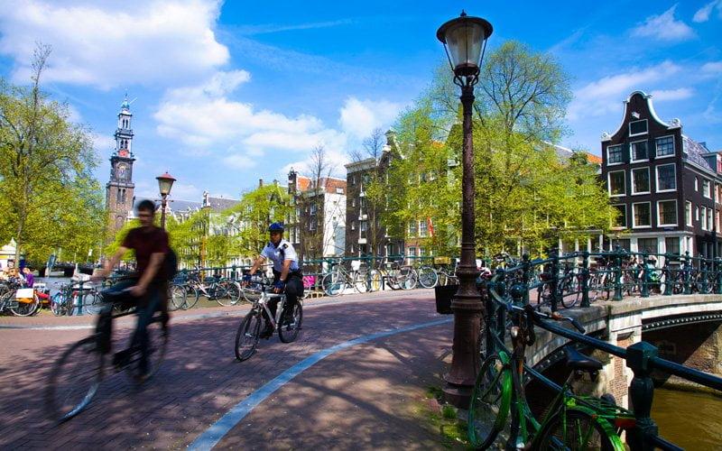 Amsterdam-Sehir