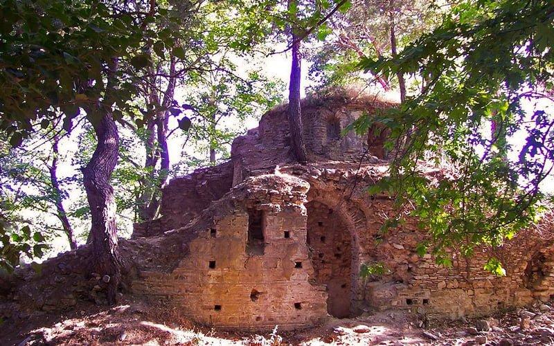 Kursunlu-Manastiri-Kusadasi