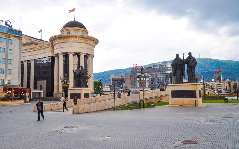 Makedonya-Gezilecek-Yerler
