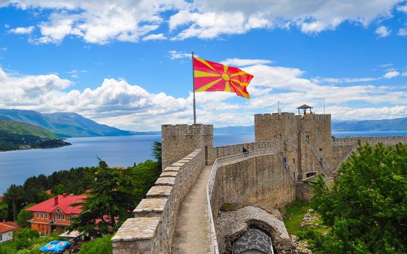Ohrid-Kalesi