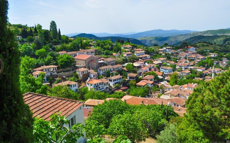 İzmir'in Adı Gibi Şirin Köyü Şirince