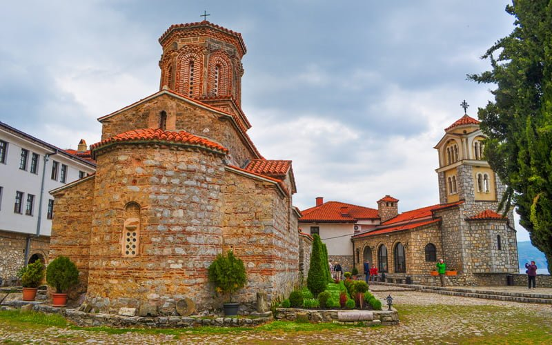 St-Naum-Kilisesi-Ohrid