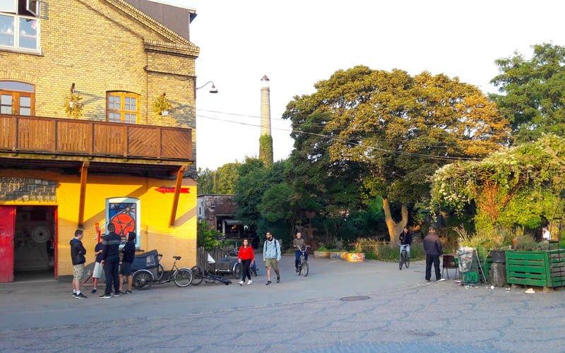 Christiania-Danimarka