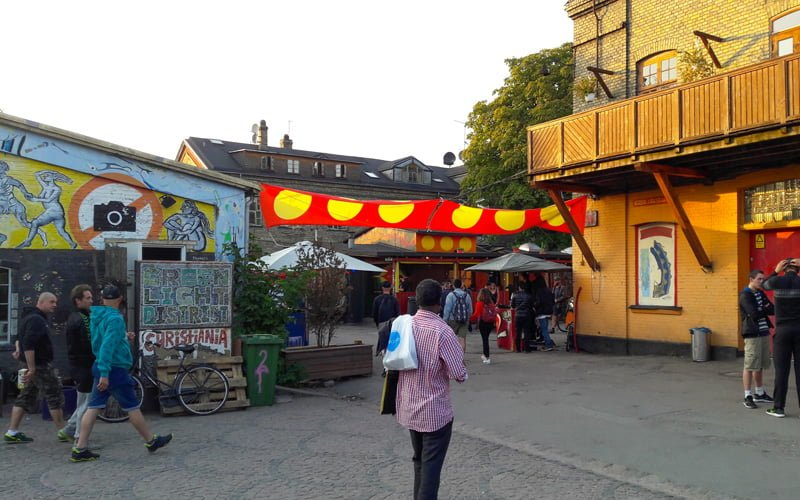 Christiania-Nerede
