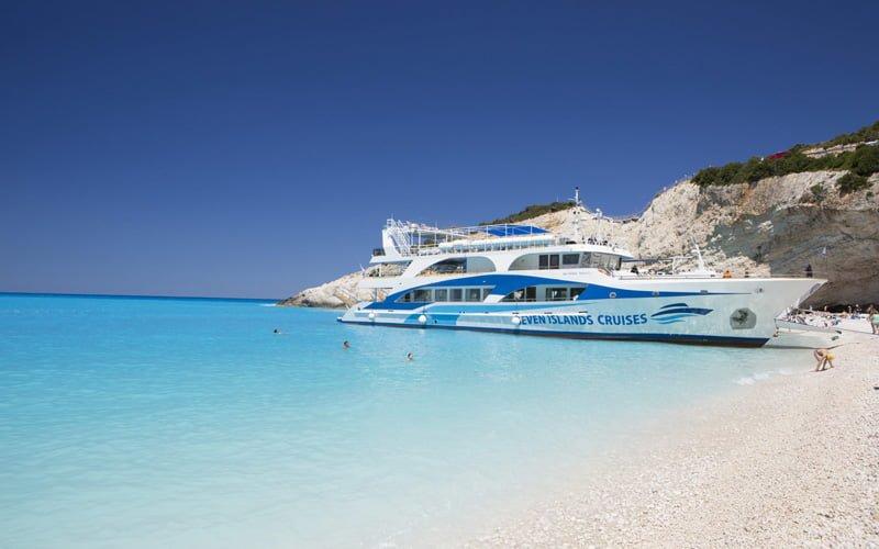 Lefkada-Yunanistan