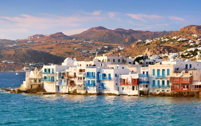 Mikonos-Yunanistan