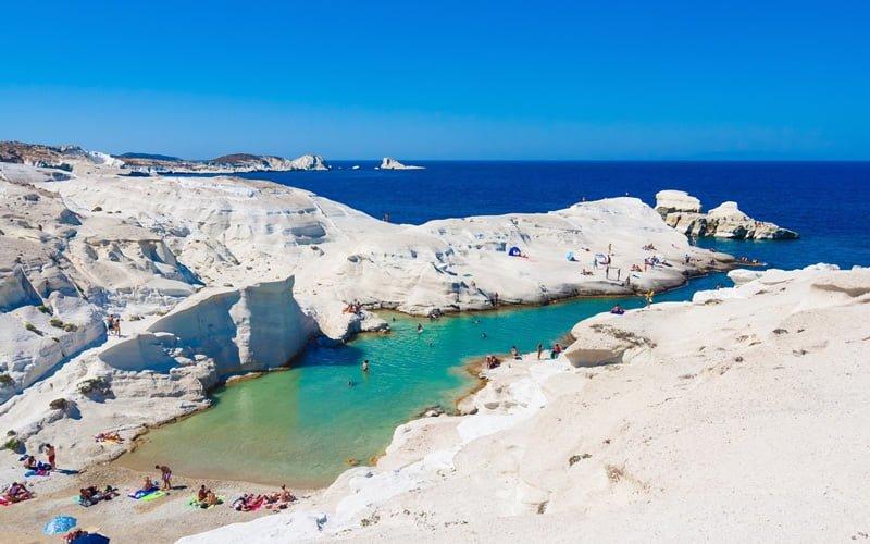 Milos-Yunanistan