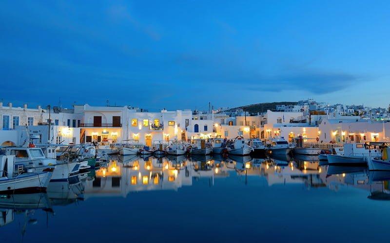 Paros-Yunanistan