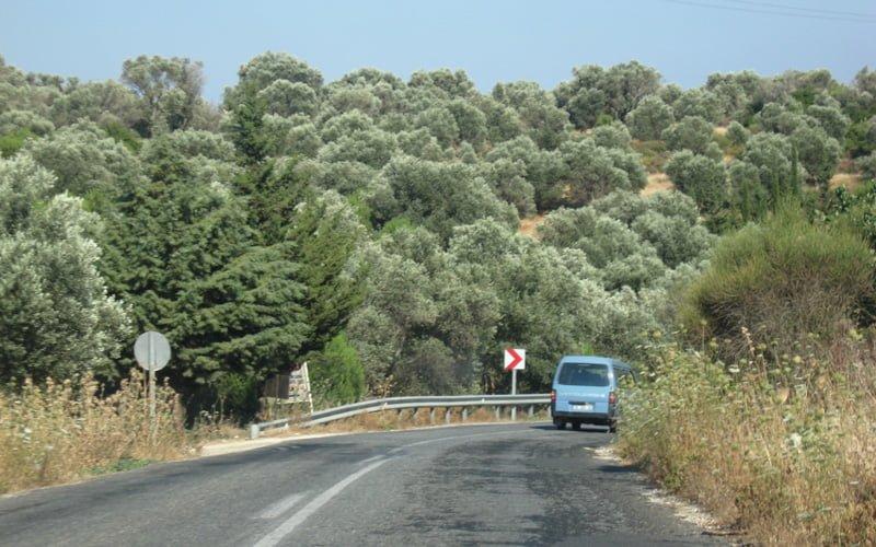 Izmir-Karaburun-Yolu