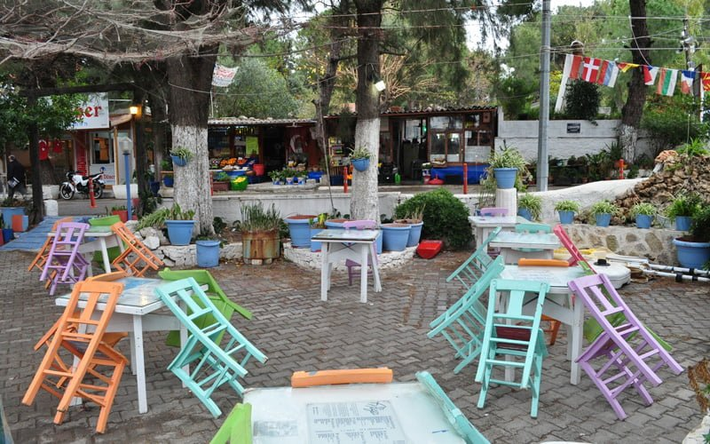 Karaburun-Gezi-Izmir