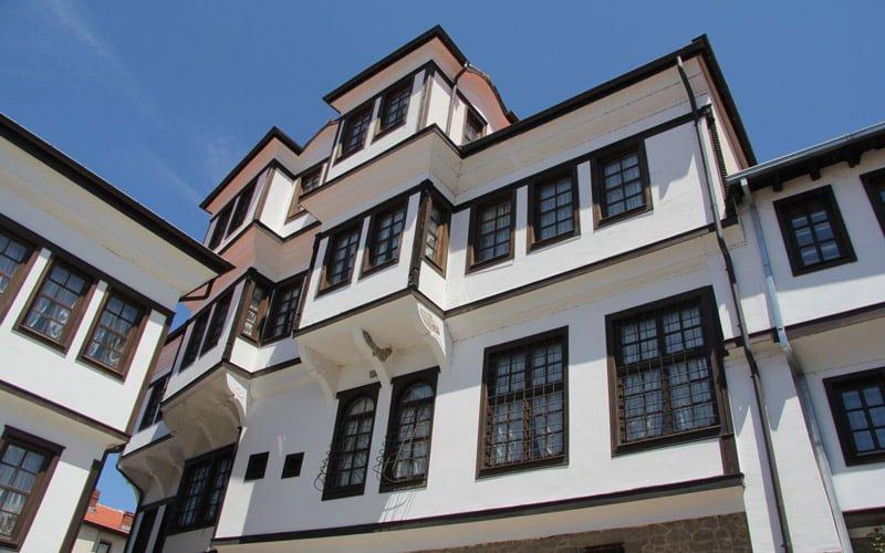 Ohrid-Robevski-house