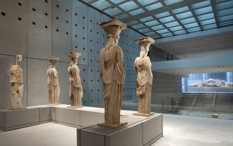 Akropolis-Muzesi-Atina