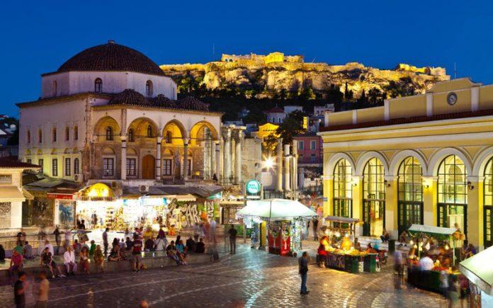 Atina-Yunanistan-Tatil-Yerleri