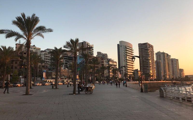 Beyrut-Corniche
