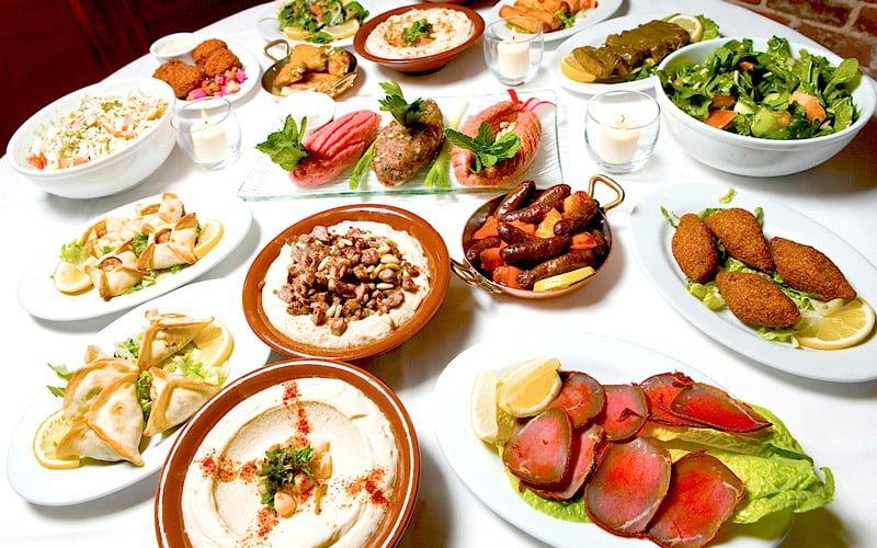 Beyrut-Yemekleri