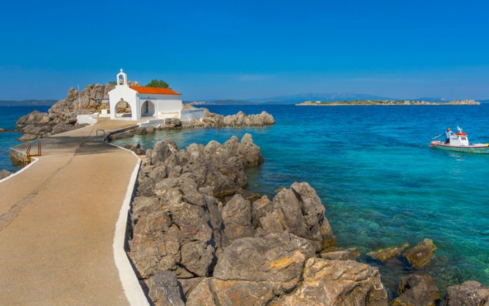 Chios-Adasi-Yunanistan
