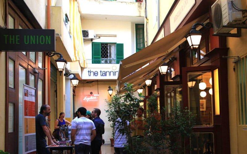 Gemmayzeh-Street-Beyrut