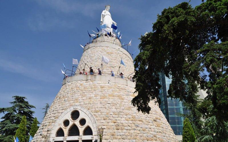Harissa-Tepesi-Beyrut