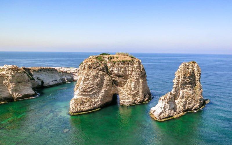 Pigeon-Rocks-Beyrut