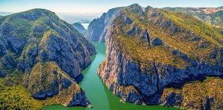 Sahinkaya-Kanyonu-Samsun-Turkiye