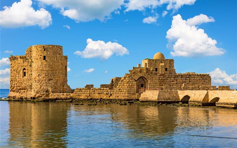 Sidon-Lubnan