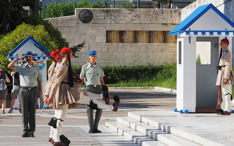 Syntagma-Meydani-Atina