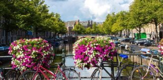 Amsterdam-Bisiklet-Tarihi