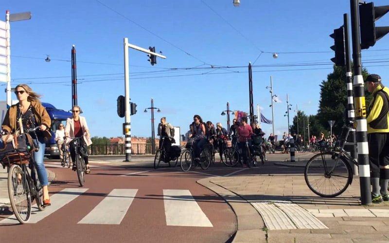 Amsterdam-Bisiklet-Yollari