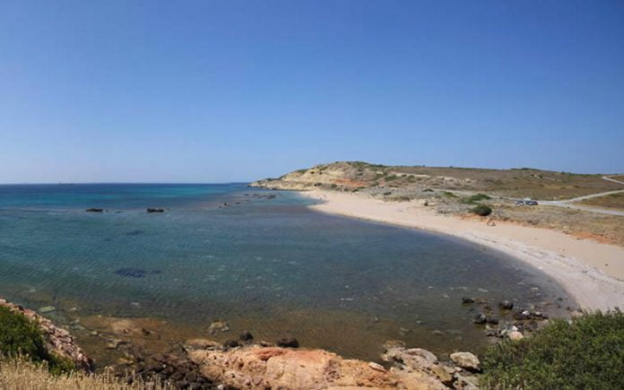 Bozcaada-Sulubahce-Plaji