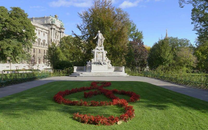 Burggarten-Viyana