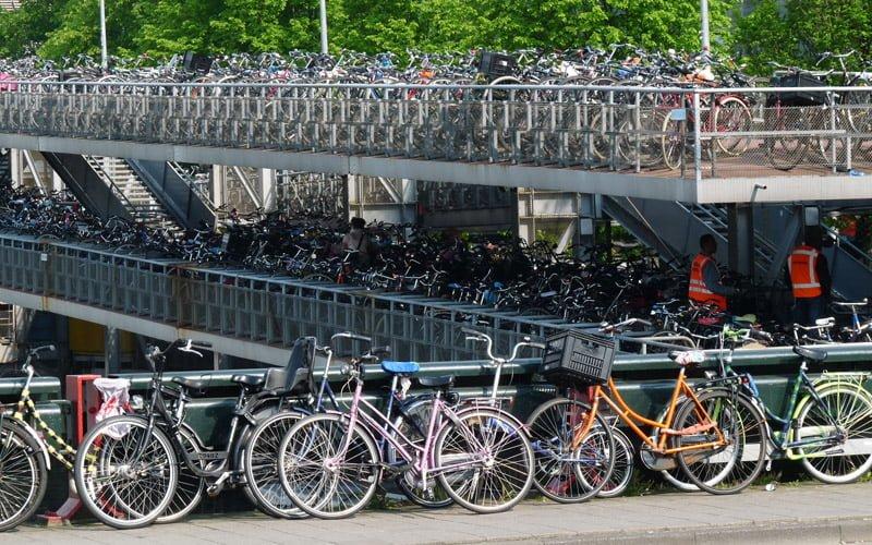 Hollanda-Bisiklet-Tarihi