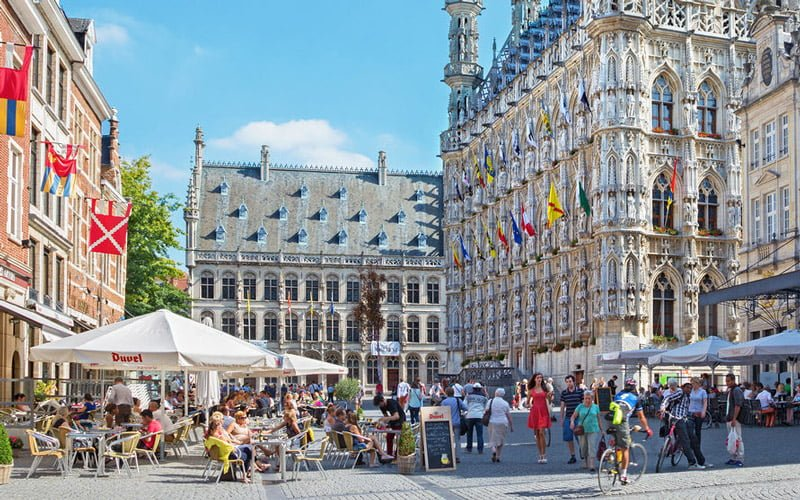 Leuven-Belcika