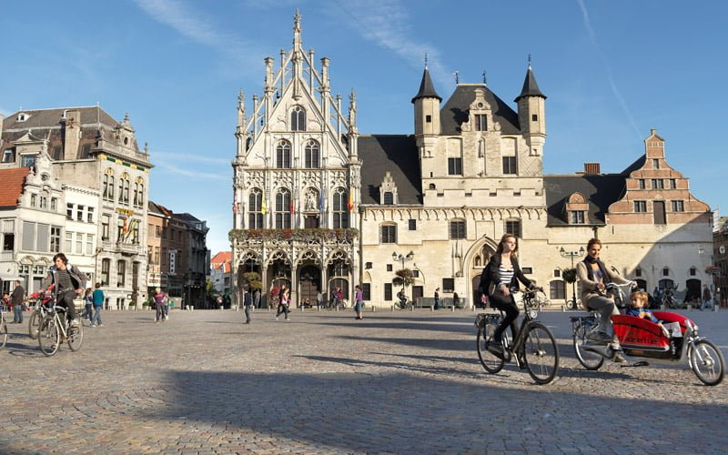 Mechelen-Belcika