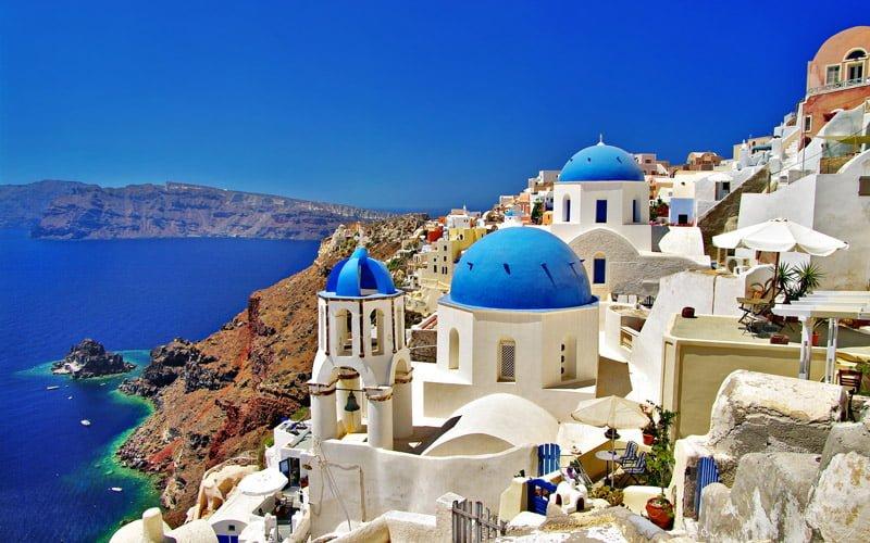 Santorini-Gezilecek-Yerler