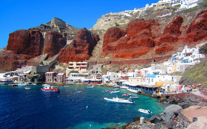 Santorini-Limani