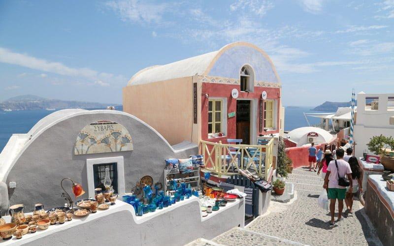 Santoriniye-Nasil-Gidilir