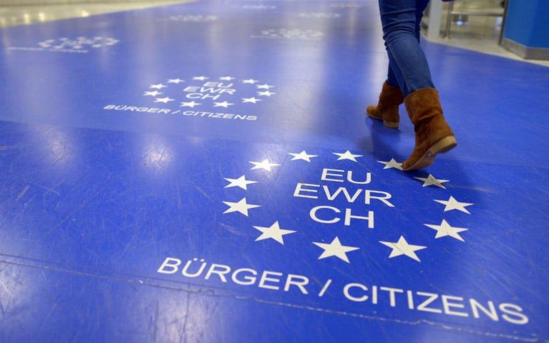Schengen-Bolgeleri