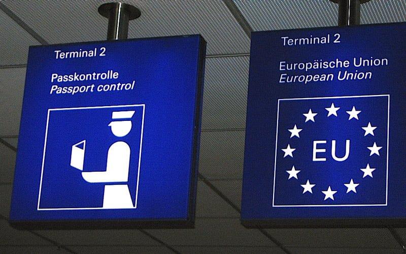 Schengen-Ne-Demek