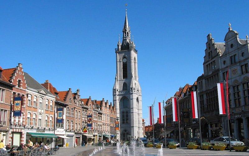 Tournai-Belcika