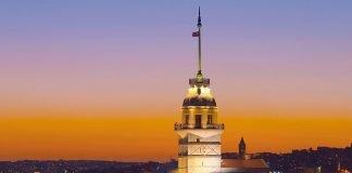 Istanbul-Gezilecek-Yerler-Kiz-Kulesi