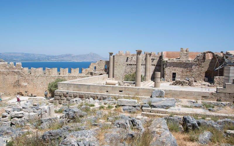Lindos-Akropolis