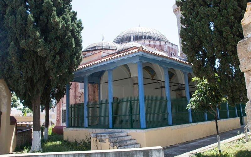 Rodos-Old-Town-Suleymaniye-Cami