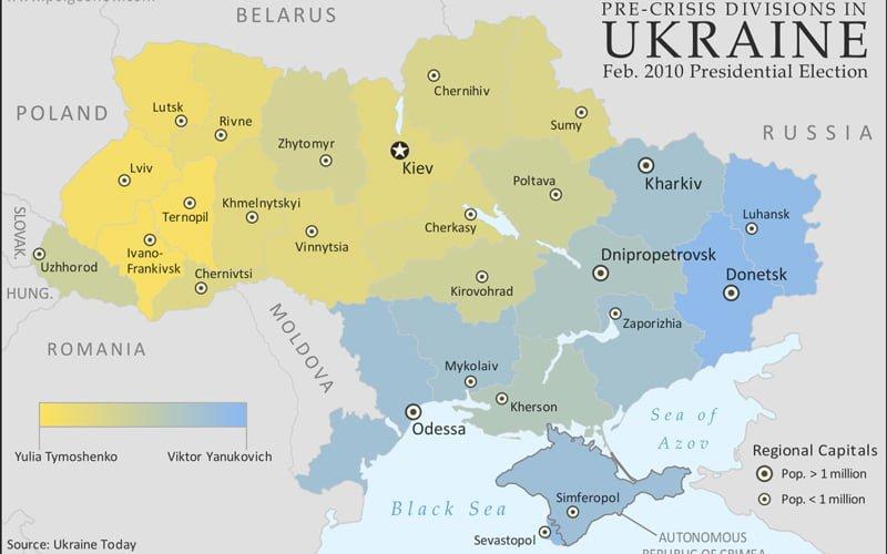 Ukrayna-Ulke-Haritasi