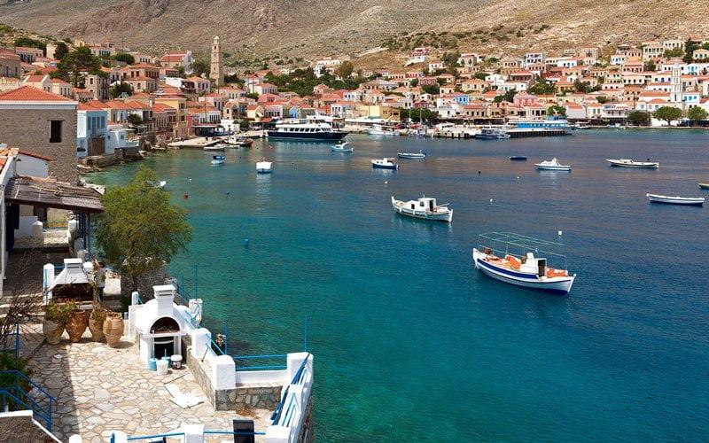 Yunan-Adalari-Halki