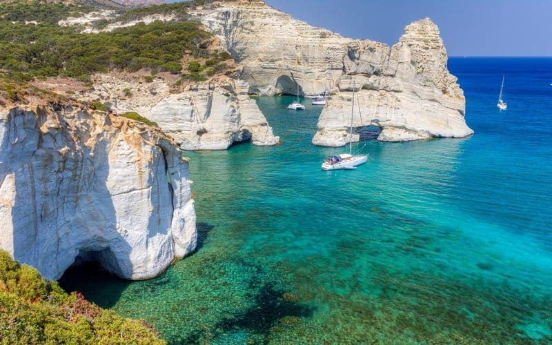 Yunan-Adalari-Milos