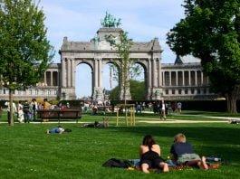 Bruksel-Parklari-Cinquantenaire