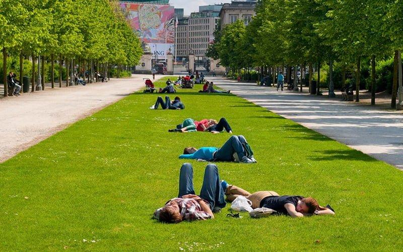 Bruksel-Parklari-Royal-Park