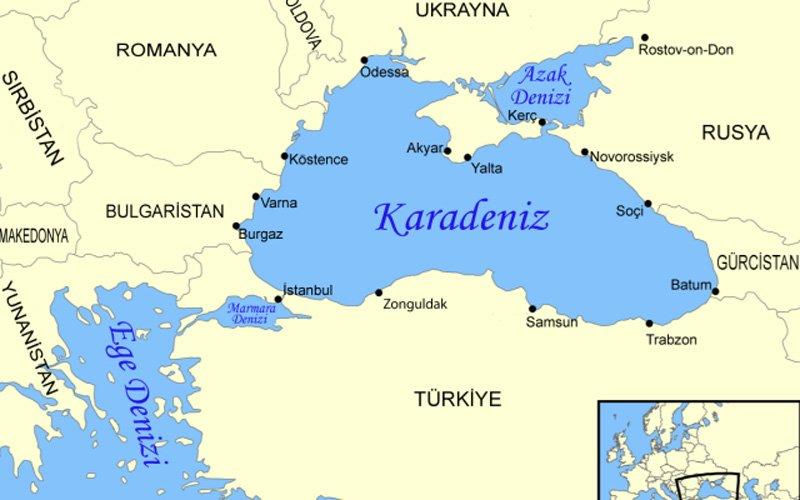 Karadeniz-Haritası